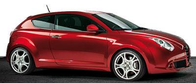 Présentation de la nouvelle compacte d'Alfa Romeo: l'<b>Alfa Romeo Mi.To</b>.